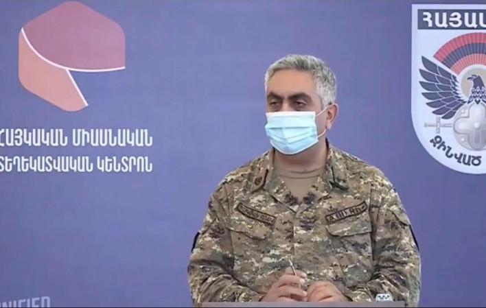 Photo of Информация о гибели высокопоставленного армянского военнослужащего не соответствует действительности
