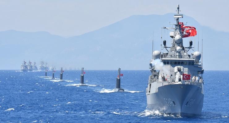 Photo of «Bloomberg». Թուրքիան ուզում է ցույց տալ, որ ինքը Միջերկրական ծովի արևելքում ամենամեծ ուժն է