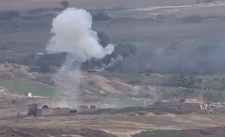 Photo of Опубликованы кадры пресечения армянской стороной масштабной атаки Азербайджана на передовой в Арцахе