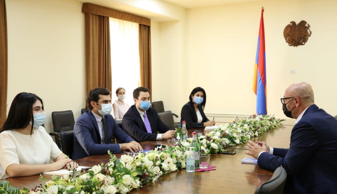 Photo of Ամերիկյան տեխնոլոգիական ընկերությունը նախատեսում է Հայաստանում հիմնել Տեխնոլոգիական լուծումների գլոբալ կենտրոն