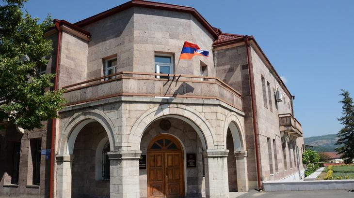 Photo of Արցախի ԱԳՆ հայտարարությունը Ադրբեջանի կողմից մարդասիրական հրադադարը կրկին խախտելու վերաբերյալ