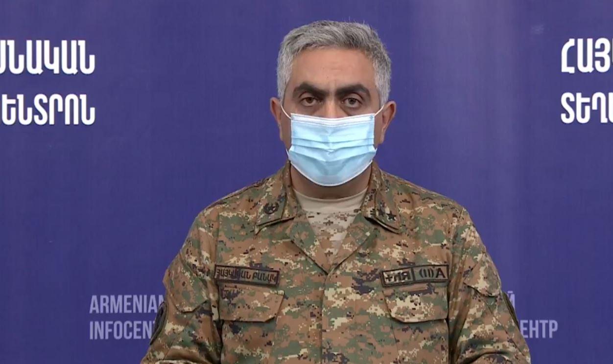 Photo of ՀՀ ՊՆ ներկայացուցիչ Արծրուն Հովհաննիսյանի ասուլիսը