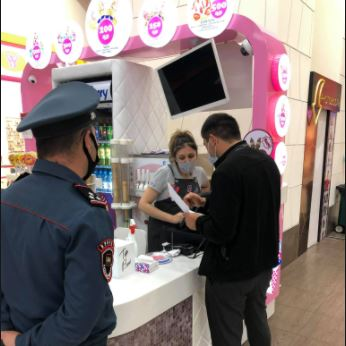 Photo of ՍԱՏՄ անցկացրել է խստացված ստուգայցեր ոստիկանության հետ համատեղ