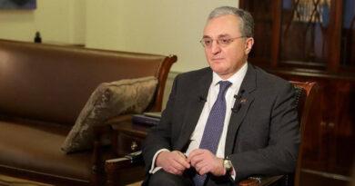 Photo of Զոհրաբ Մնացականյանի հարցազրույցը «Սքայ Նյուզ Արաբիային»