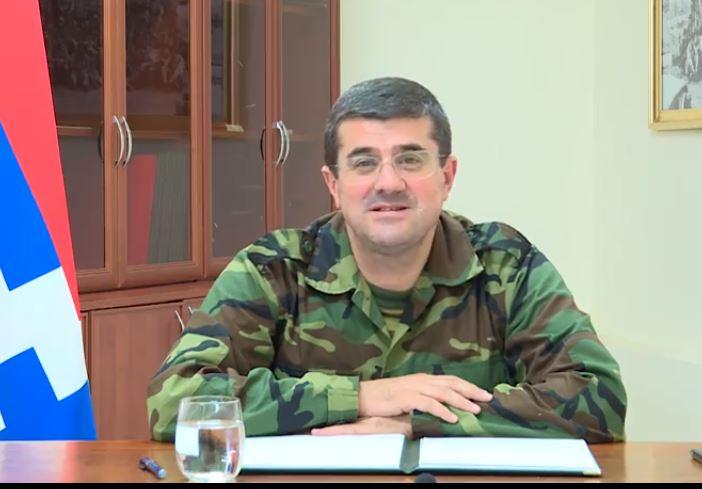 Photo of ՊԲ-ն, ի նշան մեր բարի կամքի, չի թիրախավորելու թշնամու այն ռազմական օբյեկտները, որոնք տեղակայված են Թալիշստանում և Լեզգիստանում. Արցախի նախագահ