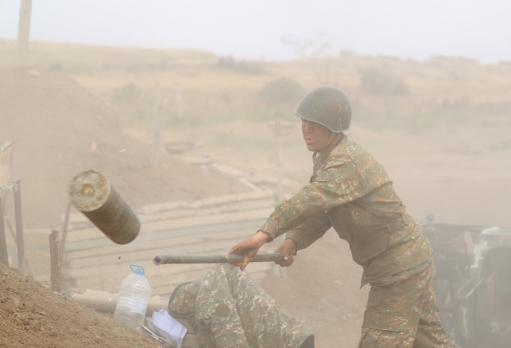 Photo of ՊԲ ստորաբաժանումները շարունակում են կասեցնել հակառակորդի բոլոր գրոհները՝ վերջինիս պատճառելով կենդանի ուժի և զինտեխնիկայի կորուստներ