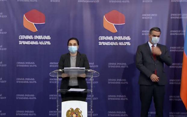 Photo of ՀՀ ԱԳՆ խոսնակ Աննա Նաղդալյանի և Մարդու իրավունքների պաշտպան Արման Թաթոյանի ասուլիսը