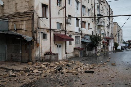 Photo of Կրկին հրթիռային հարված հասցվեց Ստեփանակերտ քաղաքին