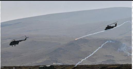 Photo of Խոցվել է հակառակորդի հինգ միավոր ինքնաթիռ և երեք միավոր ուղղաթիռ․ Ա․ Հովհաննիսյան
