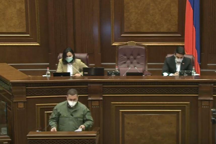 Photo of ՀՀ ԱԺ յոթերորդ գումարման հինգերորդ նստաշրջանի արտահերթ նիստը. ուղիղ