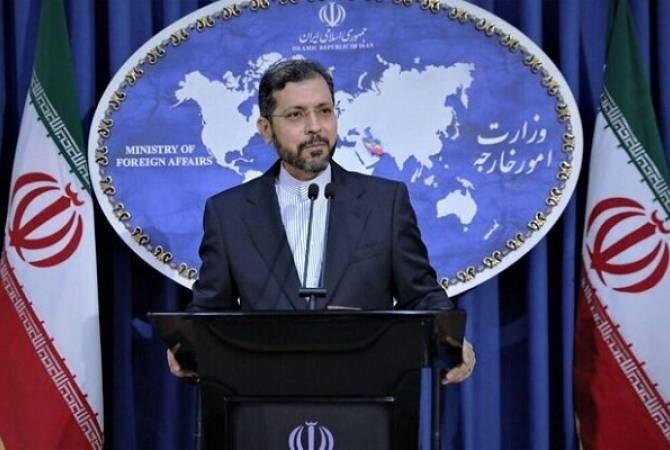 Photo of Իրանը թույլ չի տա, որ ահաբեկիչները տեղակայվեն հյուսիսային սահմանին հարակից տարածքներում․ ԱԳՆ խոսնակ