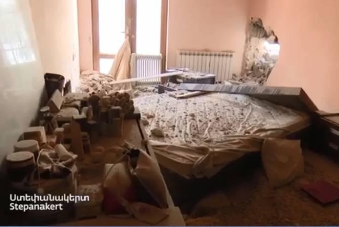 Photo of Վիրավորներ խաղաղ բնակչության շրջանում