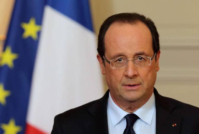 Photo of Ֆրանսիայի Հանրապետության նախկին նախագահ Ֆրանսուա Օլանդը՝ Ադրբեջանի սանձազերծած պատերազմի մասին