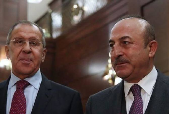 Photo of ՌԴ և Թուրքիայի արտգործնախարարները կողմ են արտահայտվել ռազմական գործողությունների անհապաղ դադարեցմանը