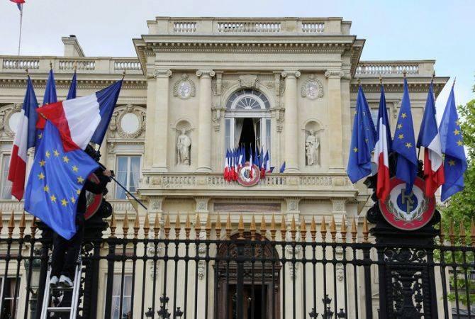 Photo of ԵԱՀԿ ՄԽ-ն մտադիր է հասնել ԼՂ-ում ռազմական գործողությունների դադարեցմանը. Ֆրանսիայի ԱԳՆ