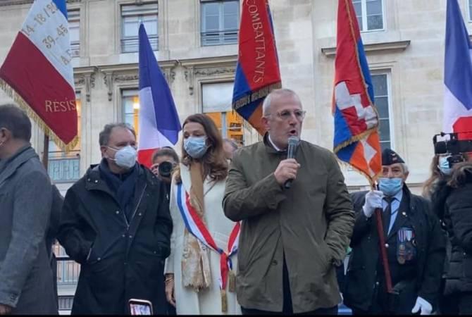 Photo of В Парламент Франции внесен законопроект о признании Республики Арцах