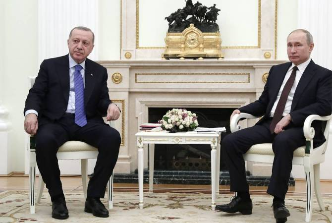 Photo of Путин и Эрдоган выступили за активизацию политического процесса по Нагорному Карабаху
