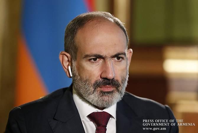 Photo of Турция является главным спонсором этой войны: интервью Пашиняна Дмитрию Киселеву