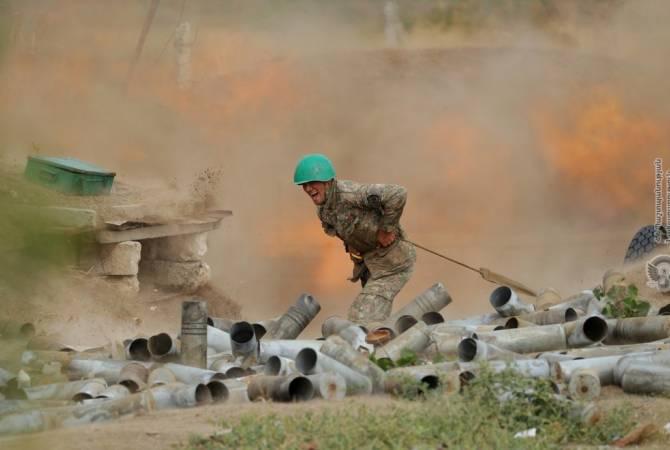 Photo of Արցախի ՊԲ-ն Ադրբեջանի ԶՈՒ ավտոշարասյուն է խոցել