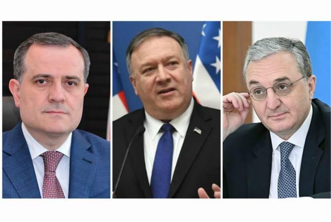 Photo of Госсекретарь США проведет в Вашингтоне отдельные встречи с главами МИД Армении и Азербайджана