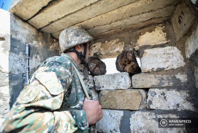 Photo of Накал боевых действий на линии фронта на данный момент несколько ослаб.