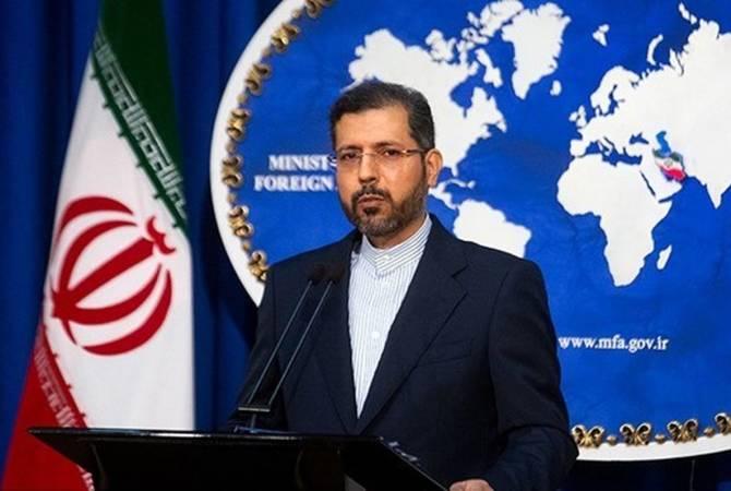 Photo of Иран не признает обезглавливание людей, присущее образу действий террористов: МИД ИРИ