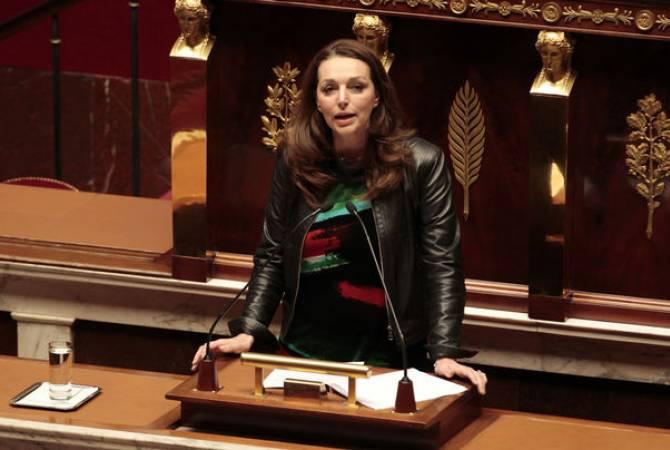 Photo of Буайе попросила все группы Сената присоединиться к ее предложению о признании независимости Арцаха