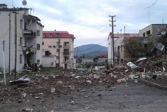 Photo of Այս պահին թշնամական ուժերը ռմբակոծում են Մարտակերտը, կիրառվում է ռազմական ավիացիա