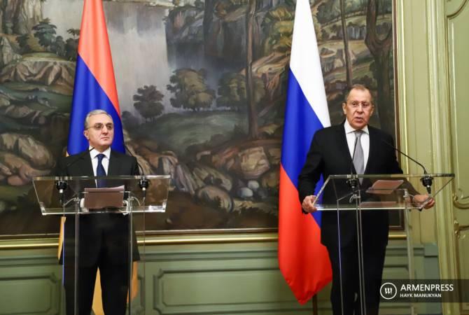 Photo of В Москве состоится встреча Мнацаканян-Лавров: в повестке — вопрос Нагорного Карабаха