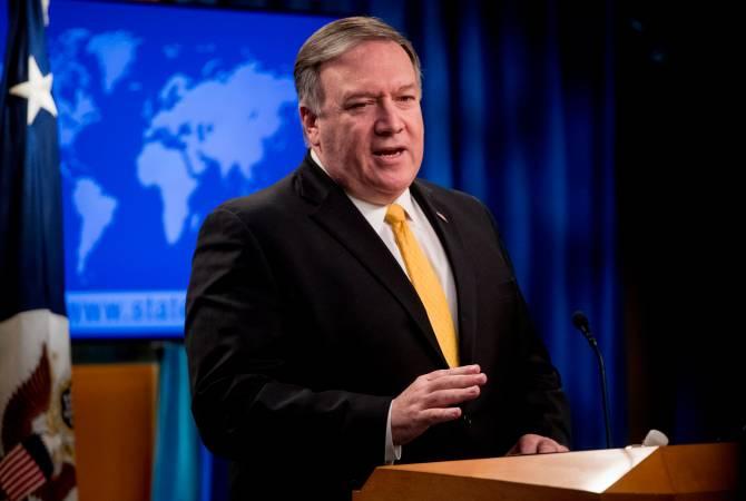 Photo of Помпео: Третьи страны должны держатся подальше от карабахского конфликта