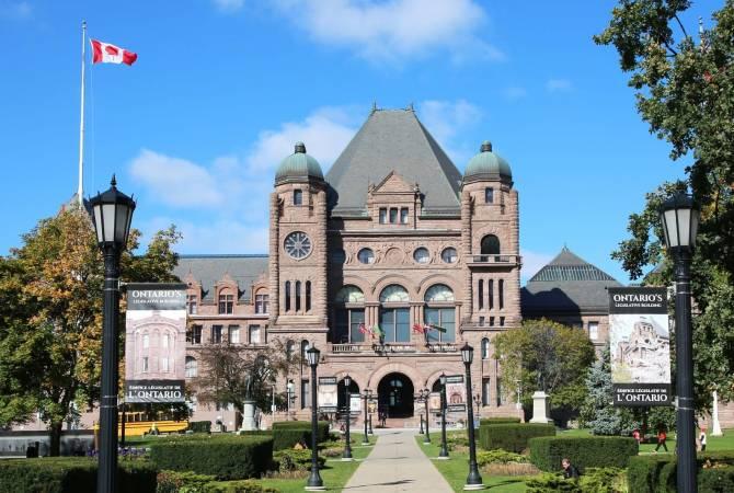 Photo of Парламент Онтарио предложил исключить Турцию из НАТО и признать Арцах