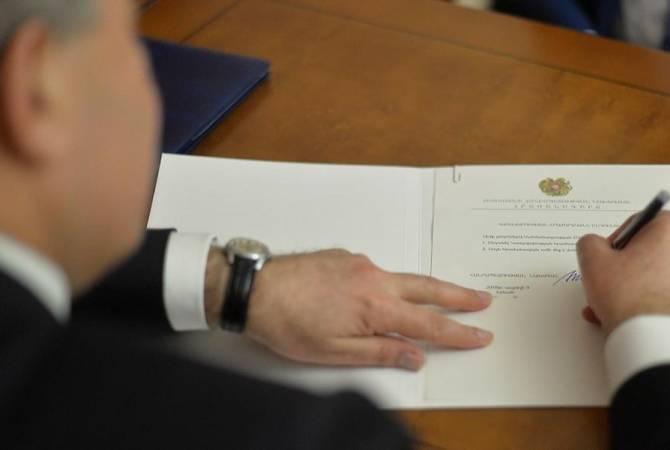 Photo of Նախագահ Սարգսյանը ստորագրել է ռազմական դրության ժամանակ հարկային արտոնություններ սահմանող օրենքներ