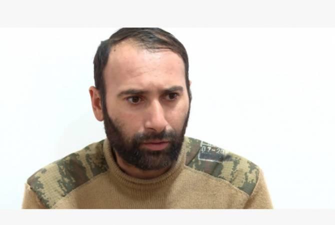 Photo of Արցախում գտնվող ադրբեջանցի ռազմագերին պատմել է Թուրքիայից ժամանած զինվորական մասնագետների մասին
