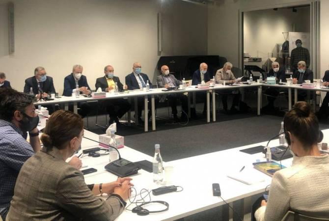 Photo of ՄԱԿ-ն Արցախի դեպքում պետք է ունենա հատուկ մանդատ. Հանրային խորհուրդը հանդիպել է ՄԱԿ-ի պաշտոնյաներին