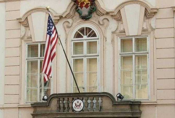 Photo of Բաքվում ԱՄՆ դեսպանատունն իր քաղաքացիներին զգուշացրել է առևանգման և ահաբեկչության վտանգի մասին