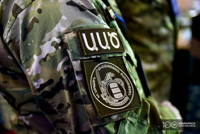 Photo of Արման Մարալչյանը նշանակվել է ՀՀ ԱԱԾ սահմանապահ զորքերի հրամանատար
