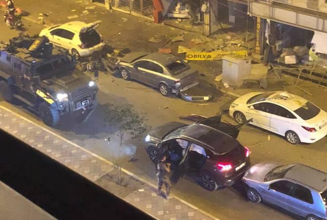 Photo of Թուրքիայի Իսկենդերուն քաղաքում պայթյուն է որոտացել. հետապնդվող ահաբեկիչներից մեկը սպանվել է