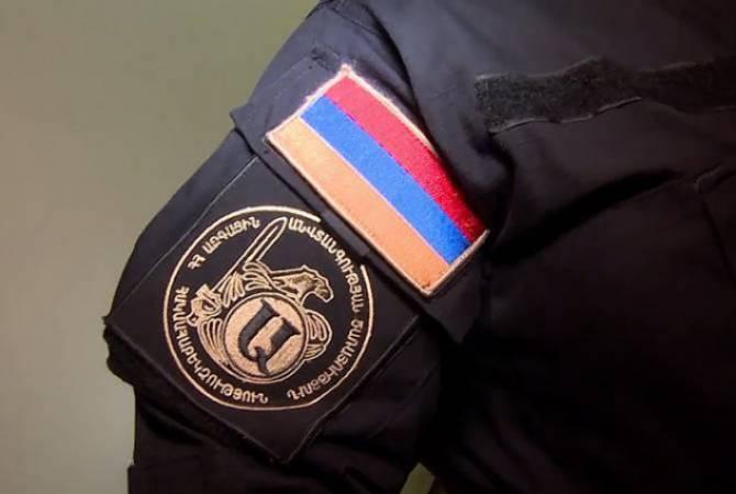 Photo of ԱԱԾ սահմանապահ զորքերի շտաբի պետ Գագիկ Թևոսյանը ազատվել է զբաղեցրած պաշտոնից