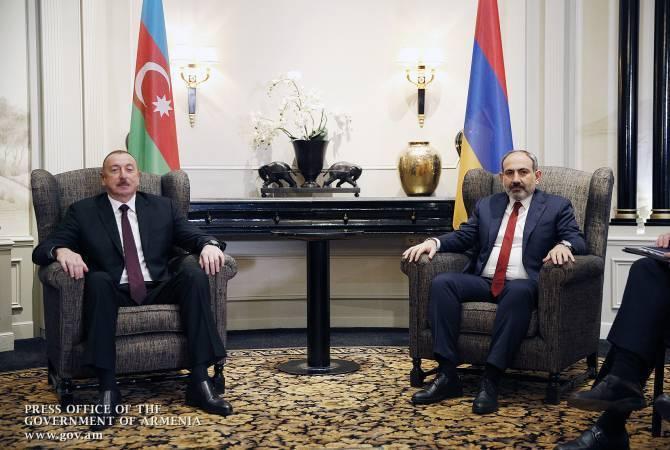 Photo of Алиев заявил о готовности к встрече с Пашиняном в Москве без условий