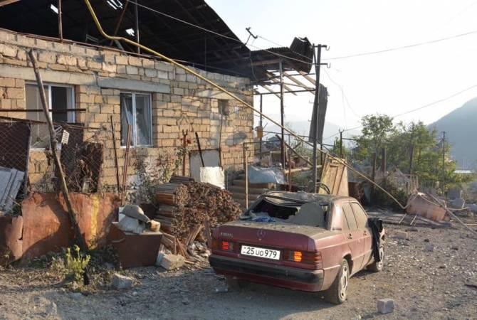 Photo of Ստեփանակերտում կրկին միացել է օդային տագնապ ազդանշանը. լսվում են պայթյուններ