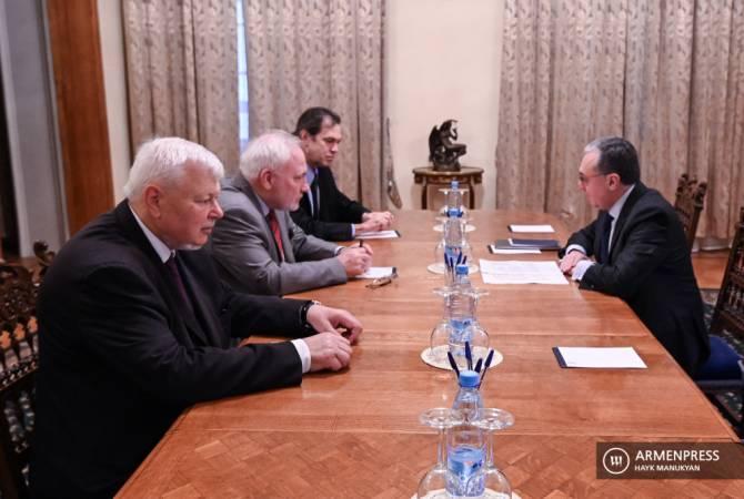 Photo of В Женеве 30 октября состоится встреча главы МИД Армении и сопредседателей Минской группы ОБСЕ