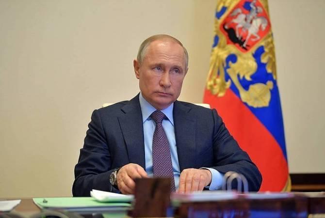 Photo of Պուտինն անվտանգության խորհրդի անդամների հետ քննարկել է Լեռնային Ղարաբաղում տիրող իրավիճակը