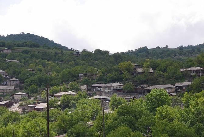Photo of Ադրբեջանի ԶՈՒ-ն հրետակոծել է Սյունիքի մարզի Դավիթ Բեկ գյուղը