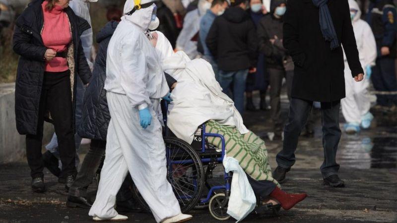 Photo of В коронавирусной больнице в Челябинске прогремел взрыв. Пациентов эвакуировали