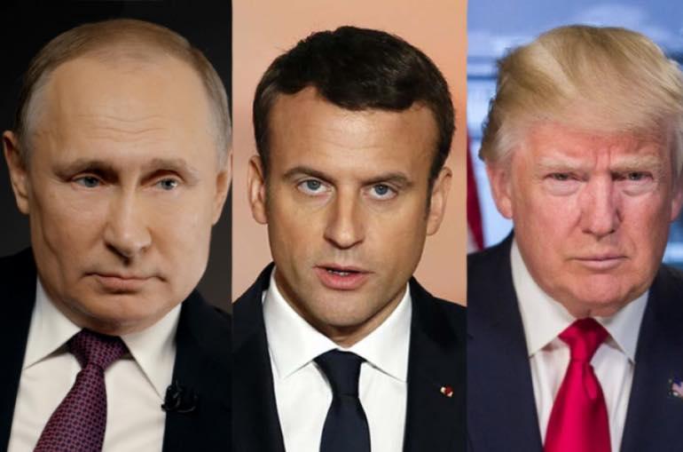 Photo of Անմիջապես դադարեցնել ռազմական գործողությունները. ՌԴ, ԱՄՆ և Ֆրանսիայի ղեկավարների հայտարարությունը