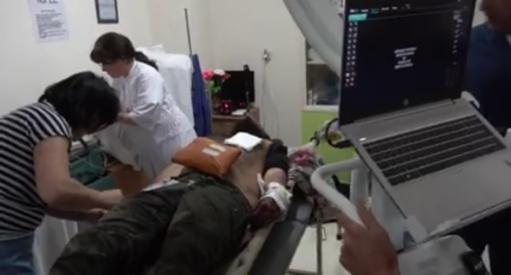 Photo of Արցախում հաջողվել է փրկել ֆրանսիացի լրագրողի կյանքը