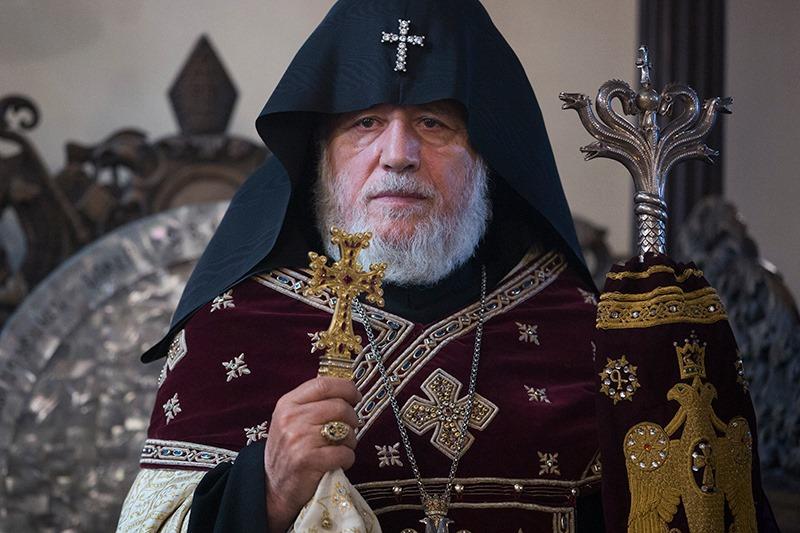 Photo of Մեր հայրենիքի պաշտպանության սուրբ գործը վերստին պսակելու ենք հաղթանակով. Գարեգին Բ