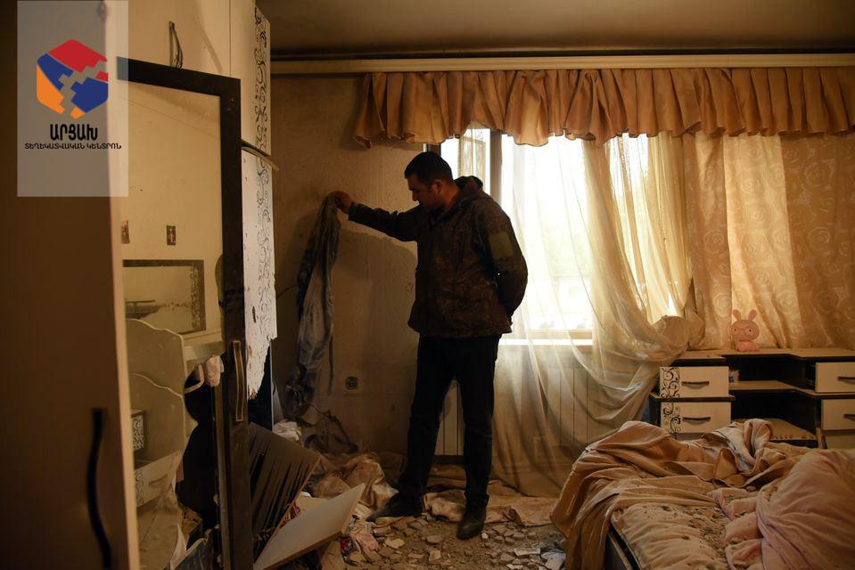 Photo of ԵՄ-ն օգնություն կտրամադրի «շփման գծի երկու կողմերում» տուժած բնակիչներին