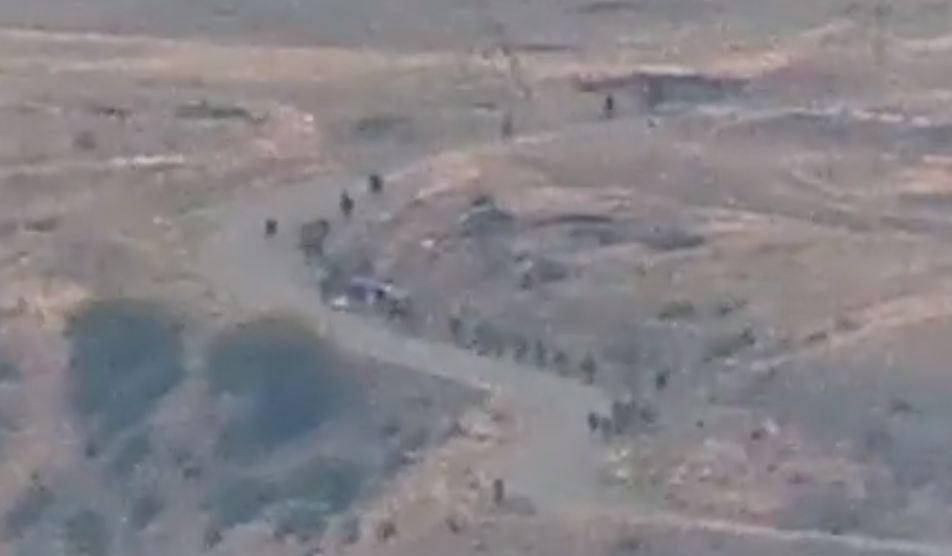 Photo of Թշնամու փախուստը Մատաղիսից. խոստացված տեսանյութը