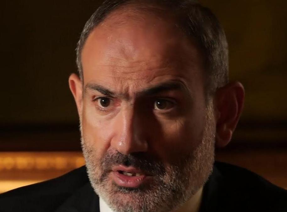 Photo of Отрывок из моего интервью BBC World News. Никол Пашинян